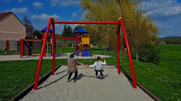 Public Space, Playground, Recreation, Outdoor Play ...