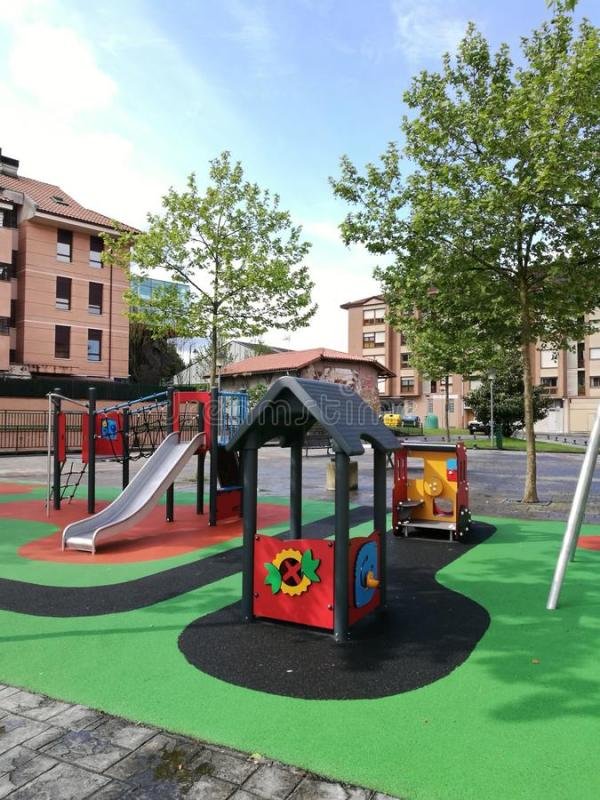Playground, Public Space, Outdoor Play Equipment ...