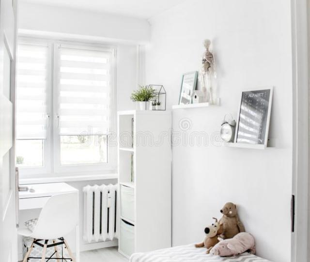 Plush Toys On Top Of White And Grey Mattress Inside Bedroom Free Public Domain Cc Image