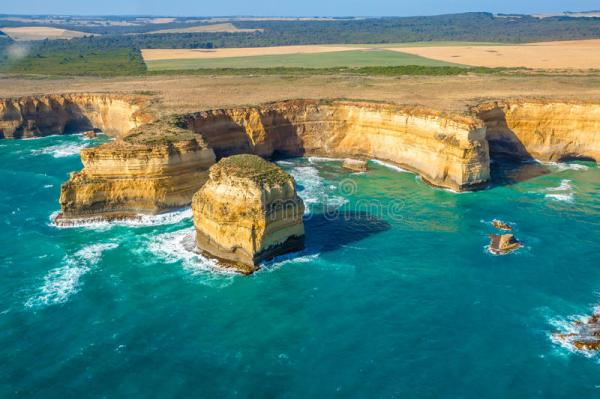 Port Campbell National Park Stock Image - Image: 51360357