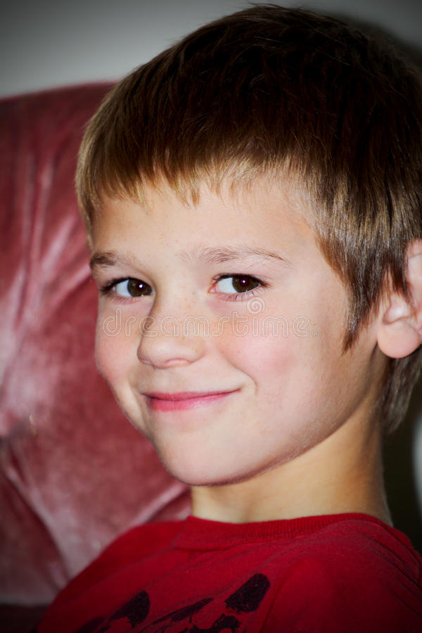 Preteen Boy stock photo Image of caucasian nice darling