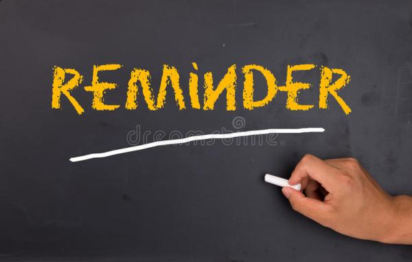 Reminder stock photo. Image of busy, attention, remind ...