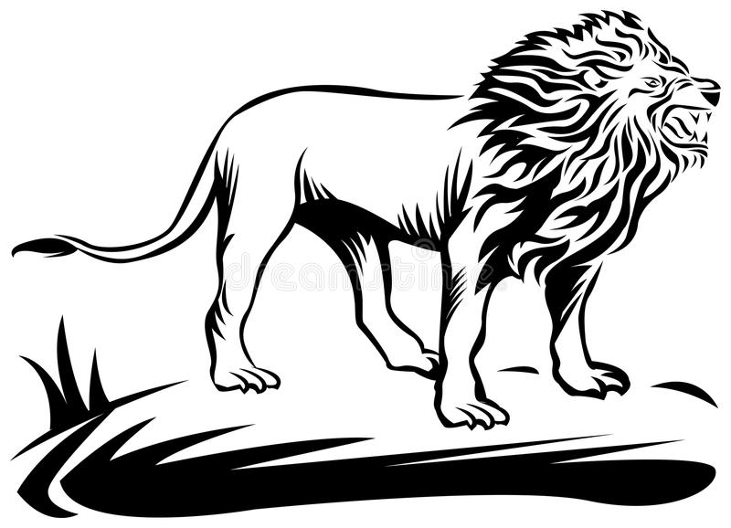 Line Drawing Lion Head : Rudiments of drawingthe human figure drawing the head