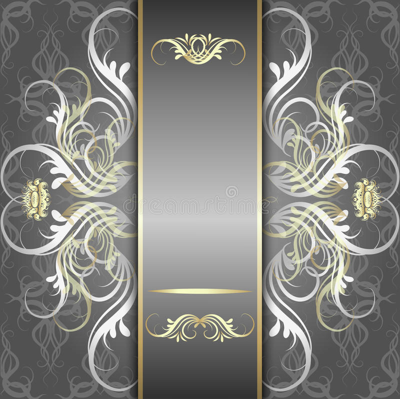 Elegant Silver Background