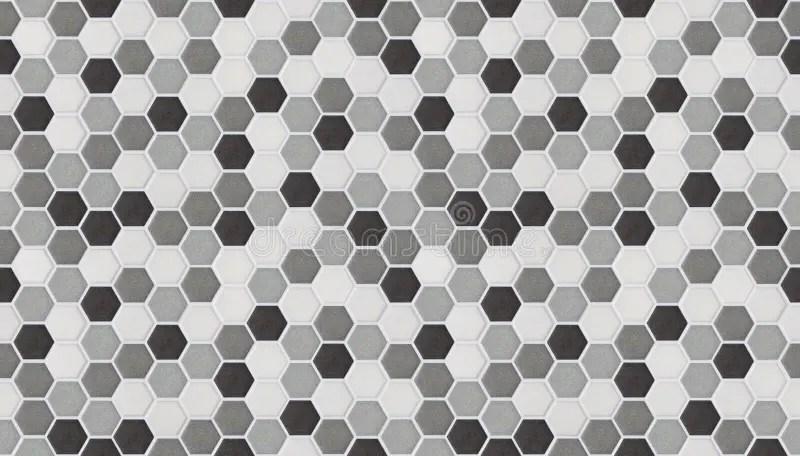 128 hexagonal tiles seamless photos