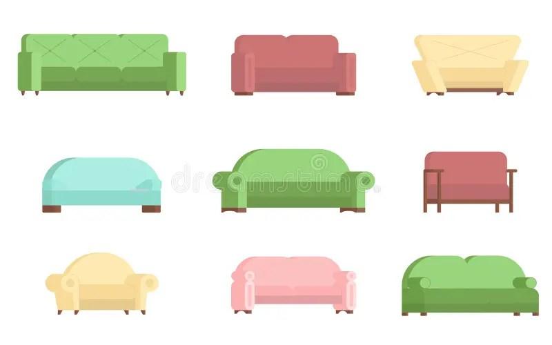 Sofa Types Stock Illustrations 122 Sofa Types Stock Illustrations Vectors Clipart Dreamstime