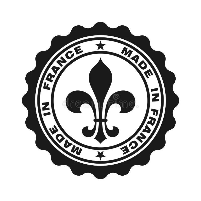 France Flag Royal Lis Crown Fleur De