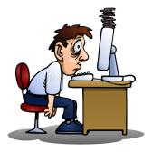 Stressed Computer Stock Illustrations – 1,889 Stressed Computer Stock  Illustrations, Vectors & Clipart - Dreamstime