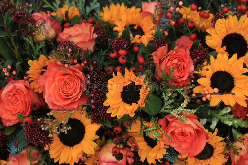 Tumblr Bouquet Sunflower Rose And