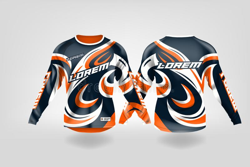 Download T-shirt Sport Design Template, Long Sleeve Soccer Jersey ...
