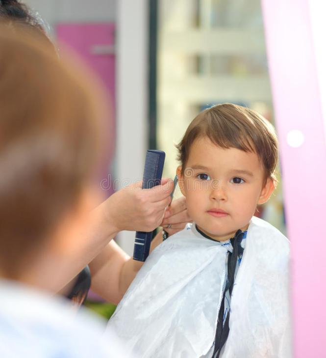 Baby First Haircut Salon The Best Haircut Of 2018