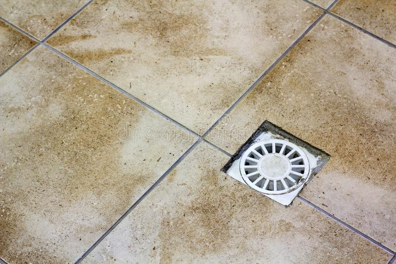 water drain vent in kitchen bathroom