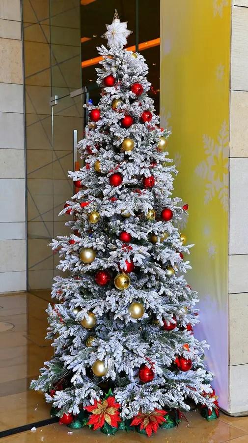 Nice Fake Christmas Trees