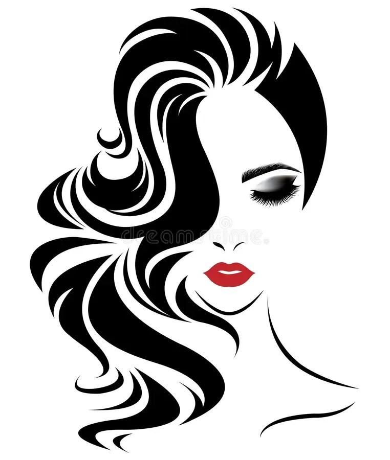 Hair Silhouette Clip Art