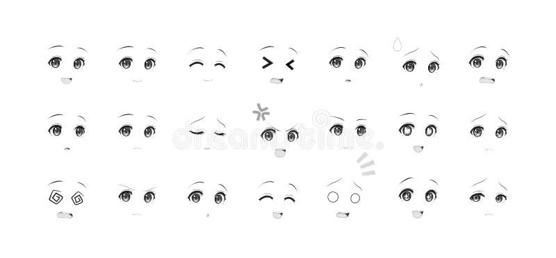 filles de manga d anime illustration