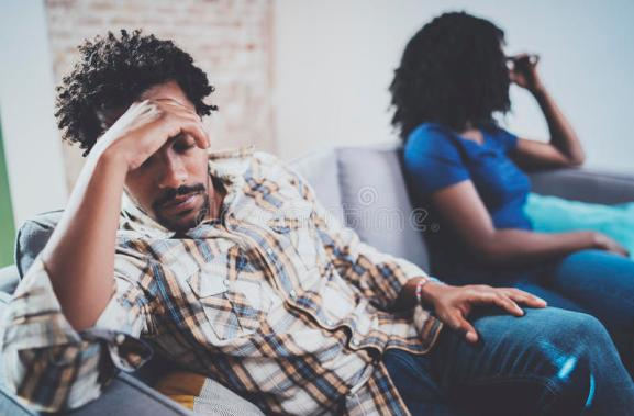 Black Couple Upset Stock Photos - Download 1,322 Royalty Free Photos
