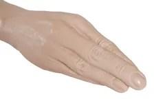 fisting hand