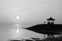 Gazebo At A Resort In Bali Stock Image Image Of Leisure