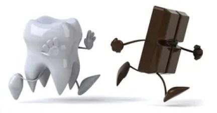 Coklat pada kesehatan gigi- Global Estetik Dental Care