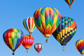 Hot Air Balloons Royalty Free Stock Images - 34021809