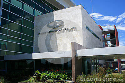 Aeropuerto Internacional Cordoba