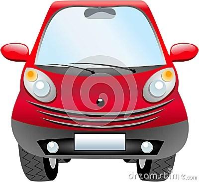 Cartoon City Car Royalty Free Stock Image Image 34741766