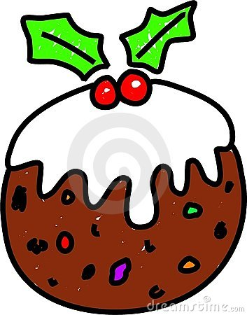 Christmas Pudding Stock Photos Image 2233403
