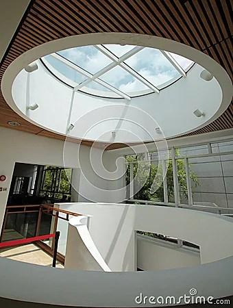 Circular Skylight Stock Photos Image 20364733