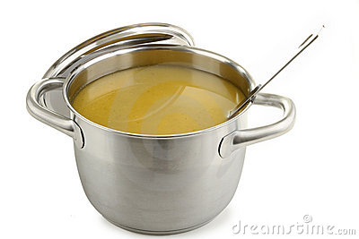 Cooking Pot Soup Stock Images Image 17465594