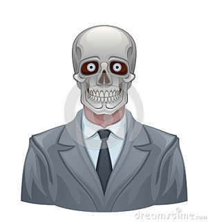 Dead Man Stock Image - Image: 28254981