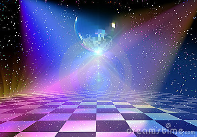 Disco Background Royalty Free Stock Photo Image 4852885