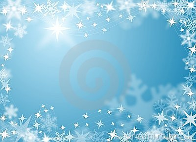 Festive Snow And Ice Background Stock Images Image 7062094