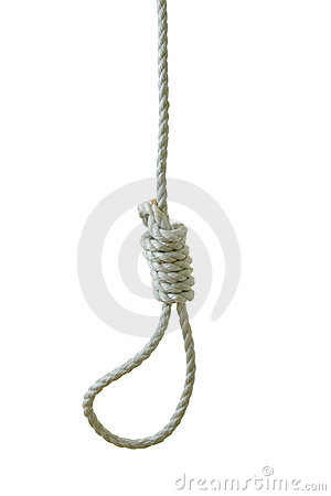 woman noose