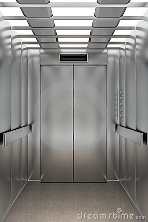 Inside An Elevator Royalty Free Stock Image Image 23650186