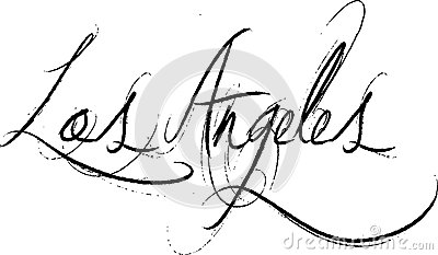 Los Angles sign