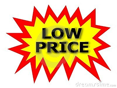LOW PRICE Tag Royalty Free Stock Image Image 6522416
