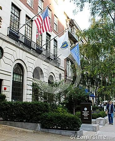 New England Historic Genealogical Society Editorial Stock ...