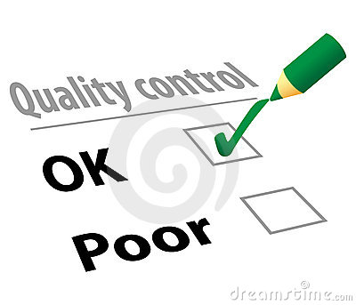 Quality Control Stock Photography - Image: 15592072