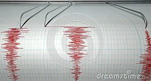 Seismograph Earthquake Activity Stock Photo  Image: 42311728