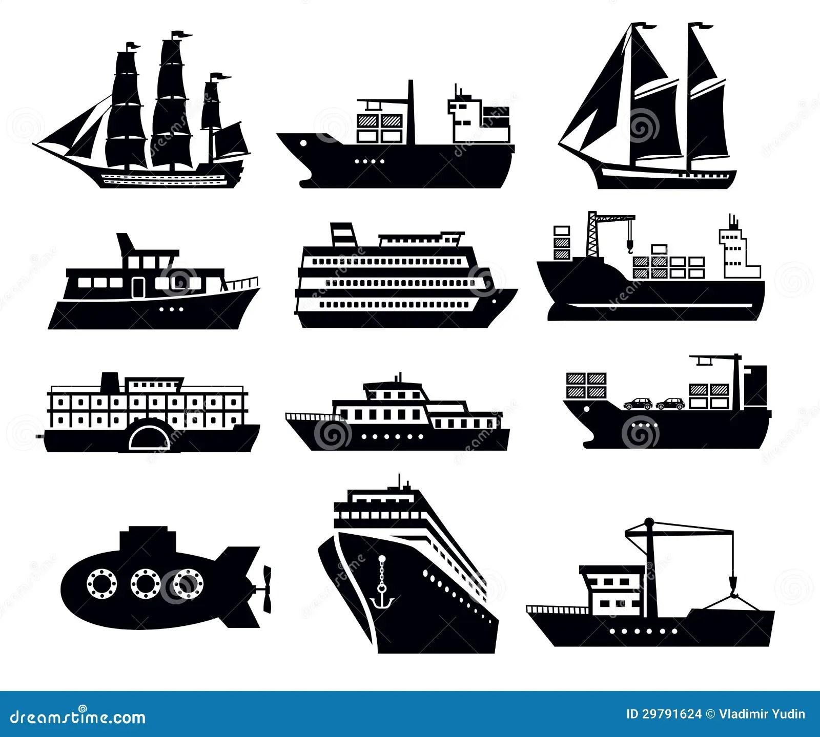 Barco E Navio Imagens De Stock