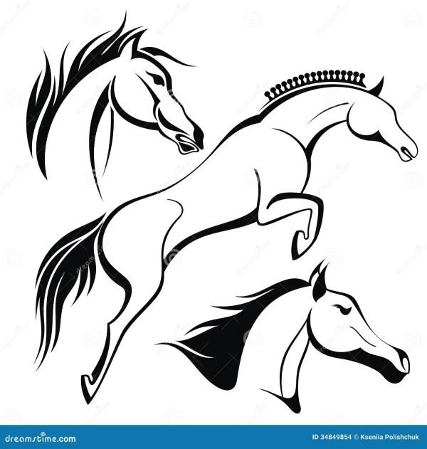 Лошадь 2014 Стоковые Изображения - изображение: 34849854