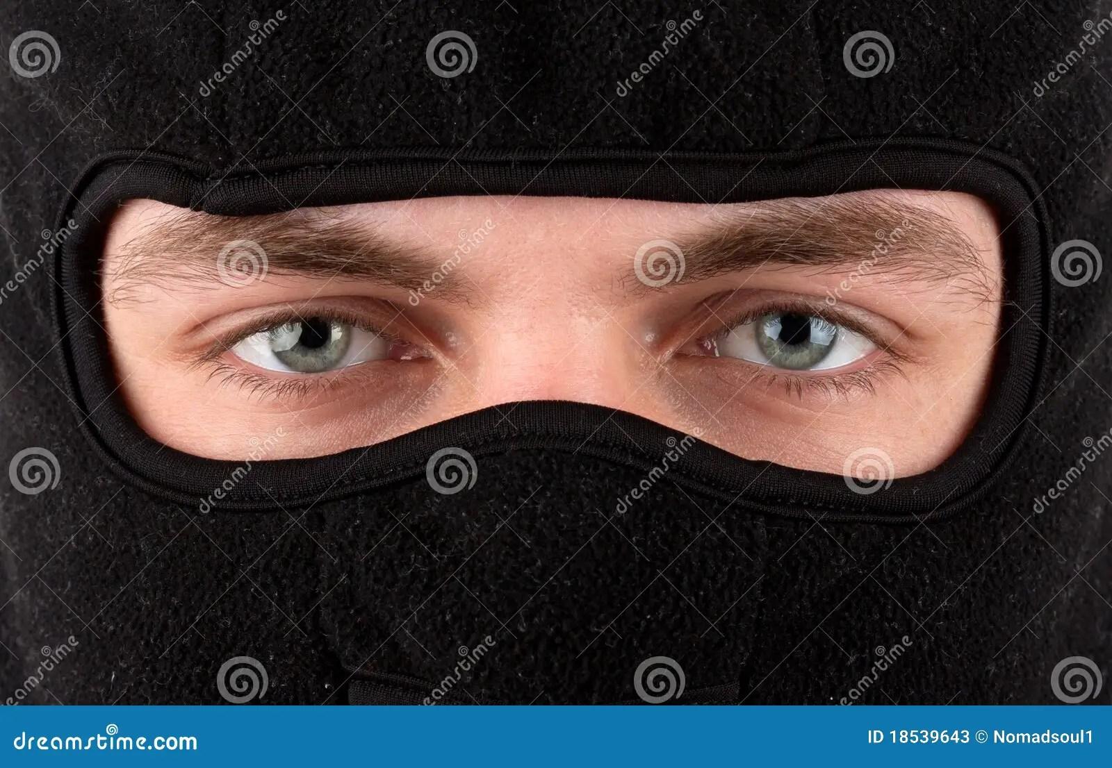 巴拉克拉法帽黑人 庫存圖片. 圖片 包括有 巴拉克拉法帽黑人 - 18539643