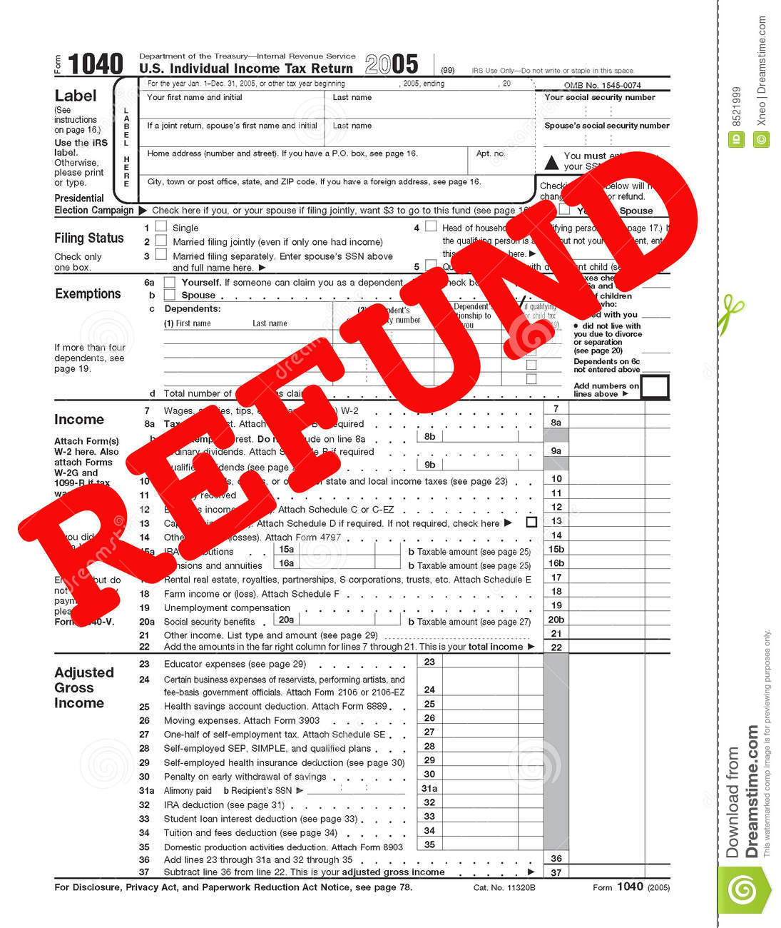 Tax Refund State Income Tax Refund