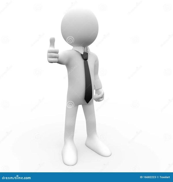 3D human, OK stock illustration. Illustration of human ...