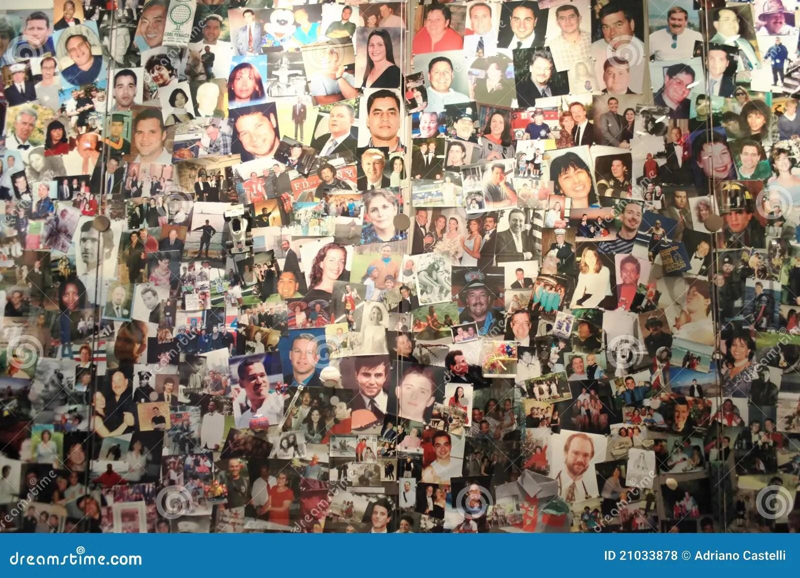9 11 10th Anniversary Editorial Stock Photo