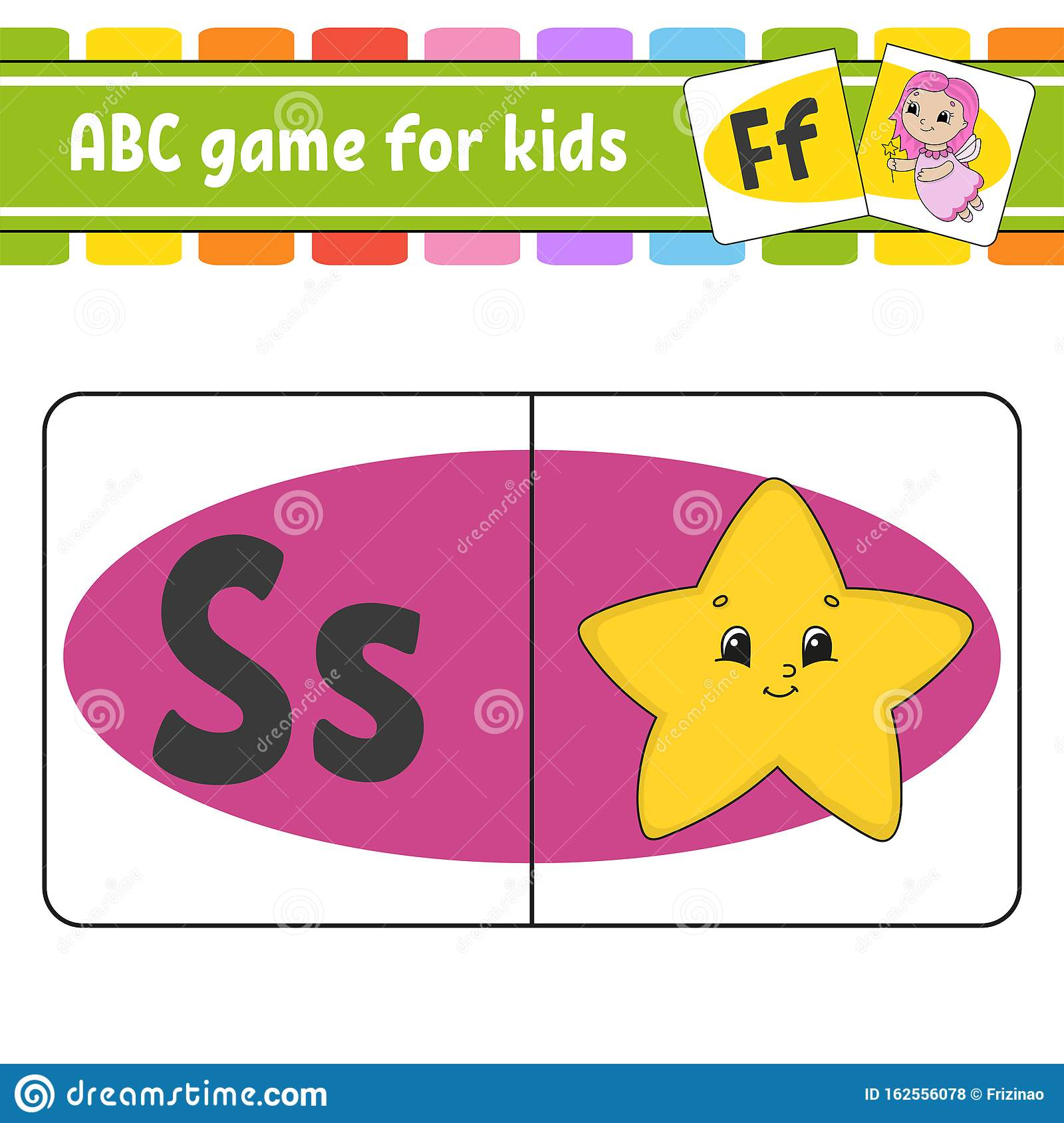 Abc Flash Cards Alphabet For Kids Learning Letters