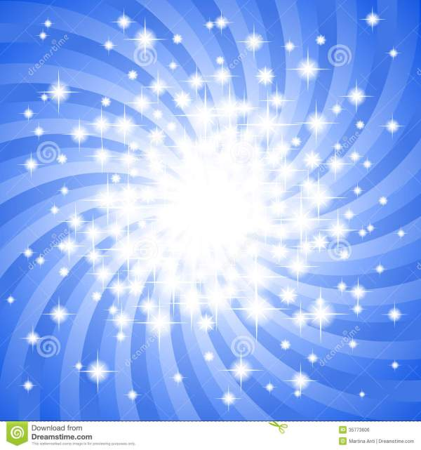 Abstract Blue Star Background Royalty Free Stock Image ...