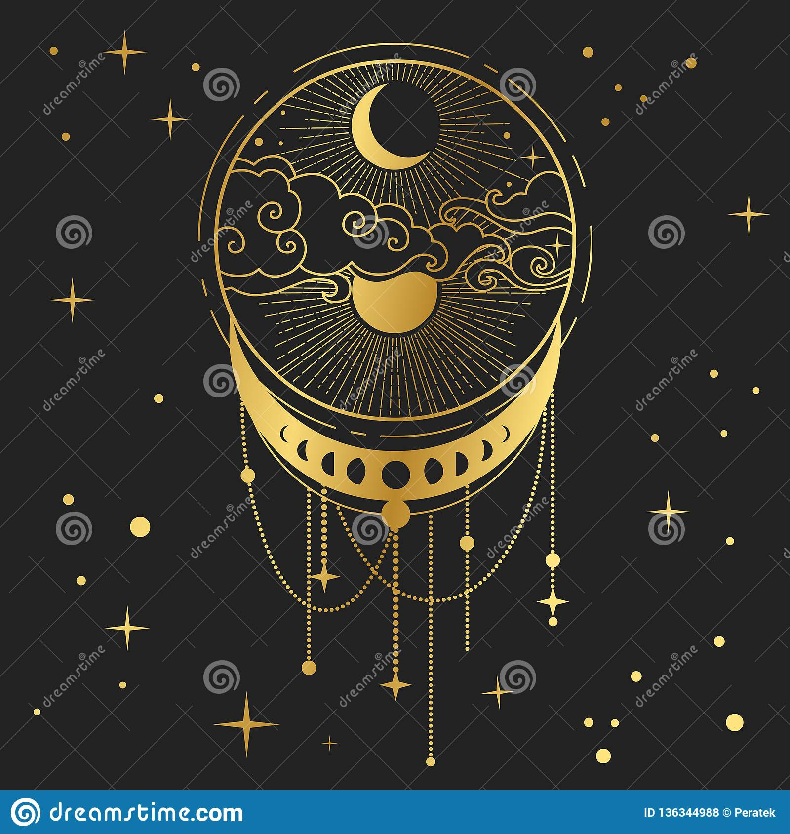 Dream Catcher Moon Sun Stock Illustrations 138 Dream Catcher Moon Sun Stock Illustrations Vectors Clipart Dreamstime