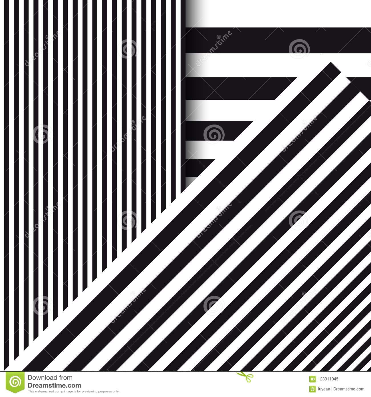 Horizontal Vertical And Diagonal Lines