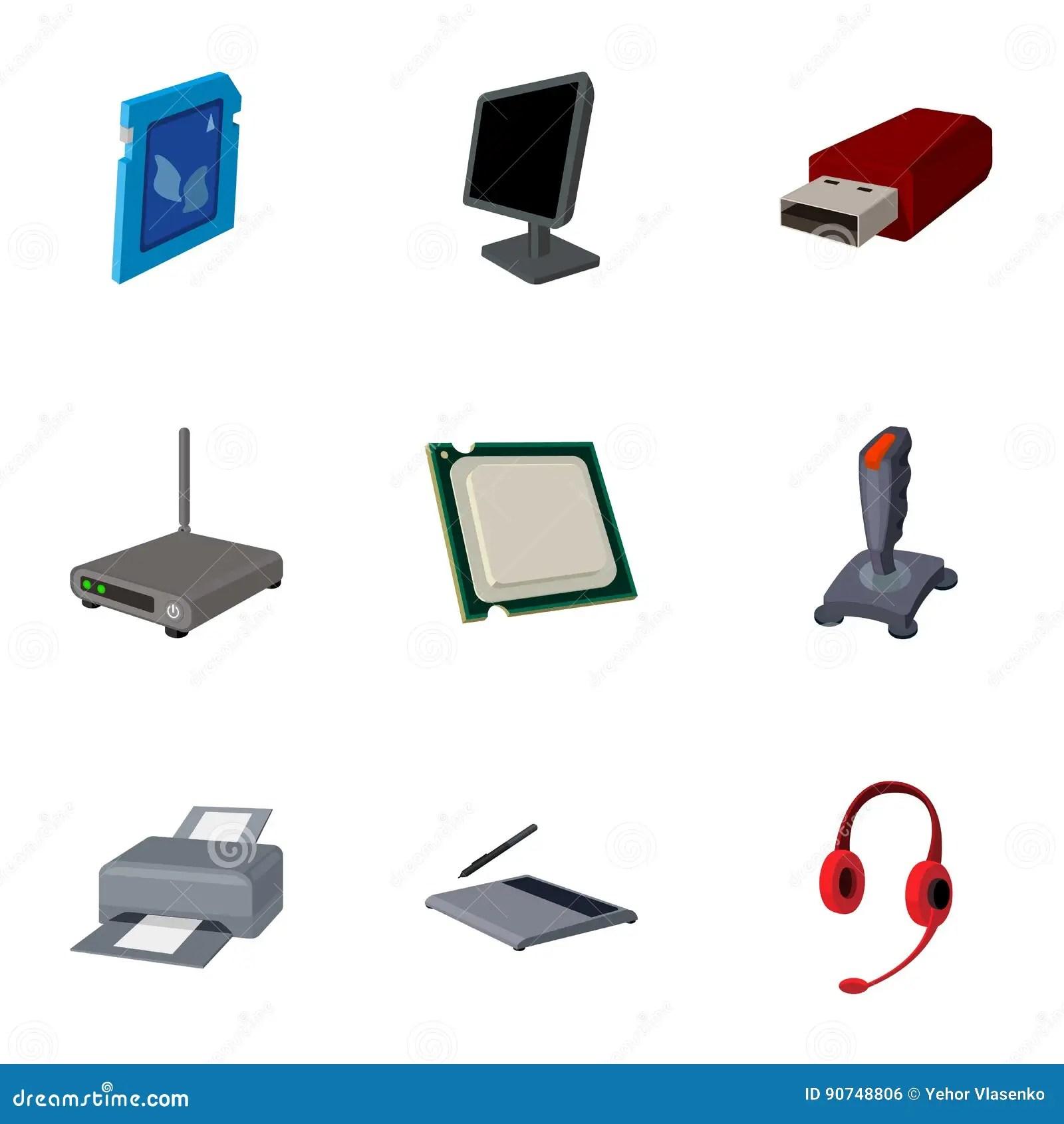 Accesorios De Ordenador Auriculares Piezas Del Ordenador